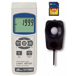 計測器 デジタル照度計 LX-1128SD|hdc