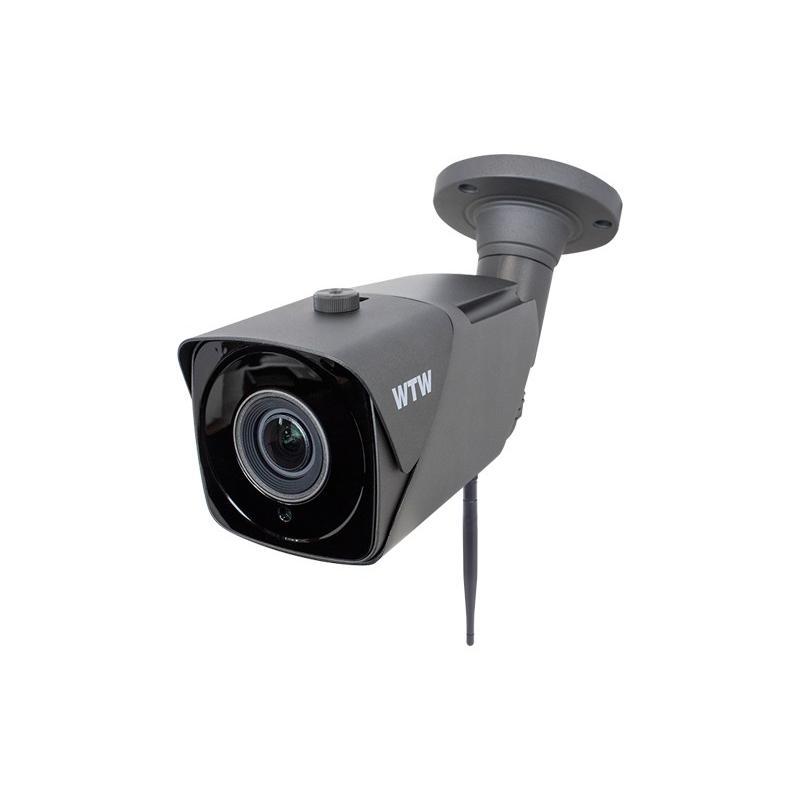 赤外線50m照射 マイク搭載 音声録画対応 夜間に強い ワイヤレス防犯カメラ 265万画素 WI-FI環境対応 1台セット HDC-EGR03 イーグル NVR WTW-EGR195HEA2 hdc 02