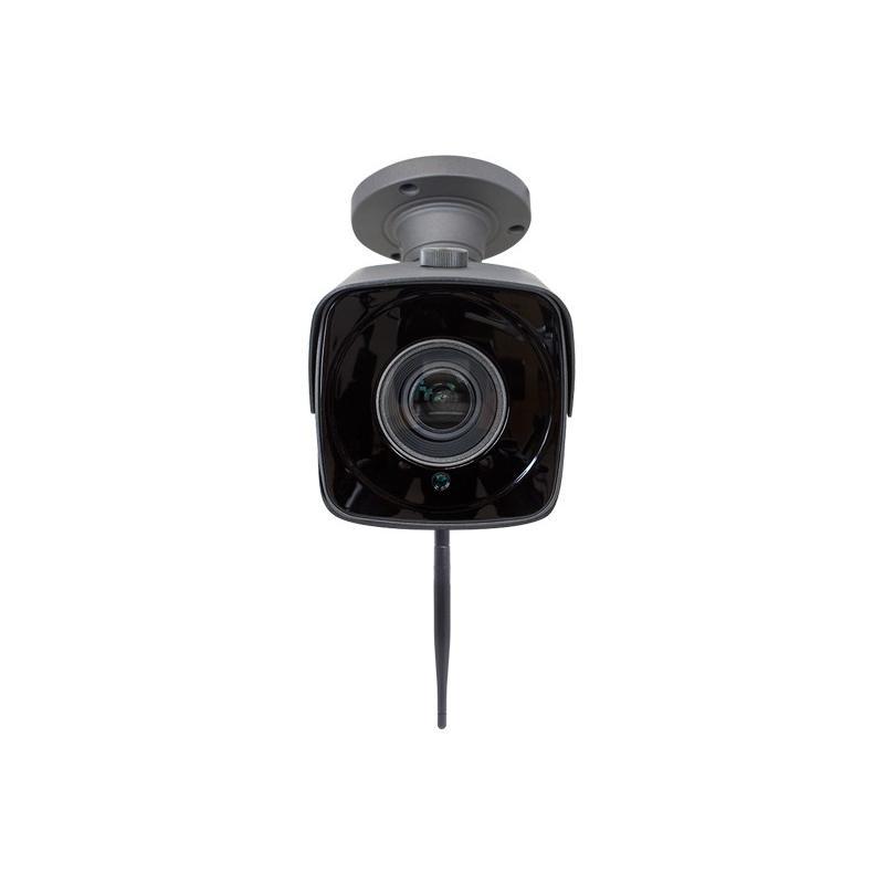 赤外線50m照射 マイク搭載 音声録画対応 夜間に強い ワイヤレス防犯カメラ 265万画素 WI-FI環境対応 1台セット HDC-EGR03 イーグル NVR WTW-EGR195HEA2 hdc 03