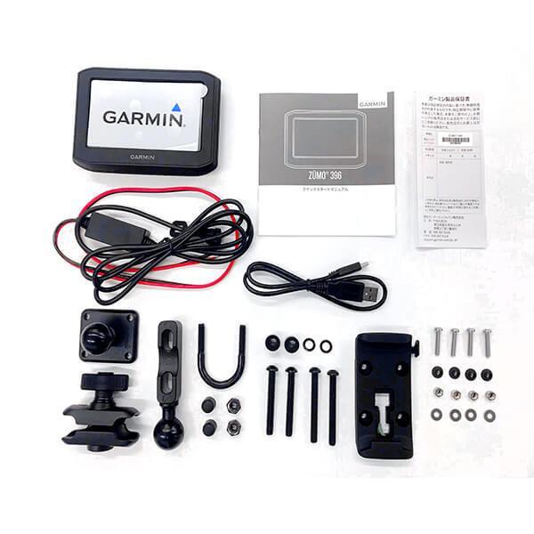 GARMIN/ガーミン ZUMO396 バイク専用ナビ  010-02019-70