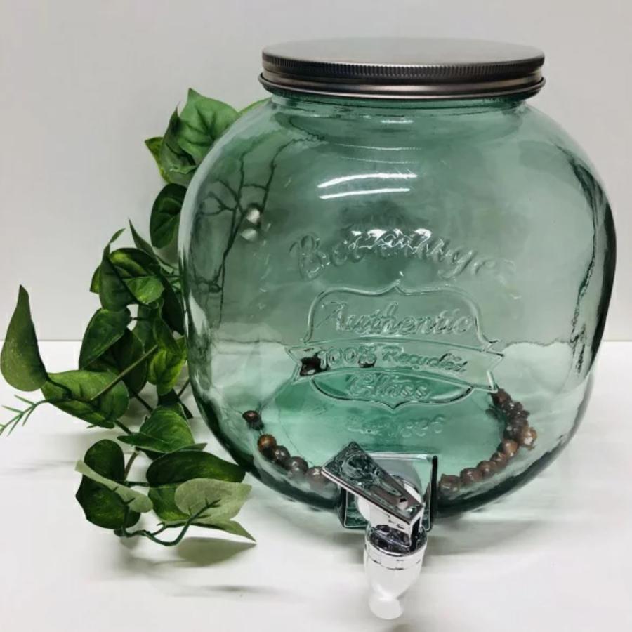 ウォーターサーバー 6L HEALBO濾材 25個入り  酸素水 ろ材 飲料 水道水 本体 卓上 小型 ドリンクディスペンサー  ガラス|healbo-shop