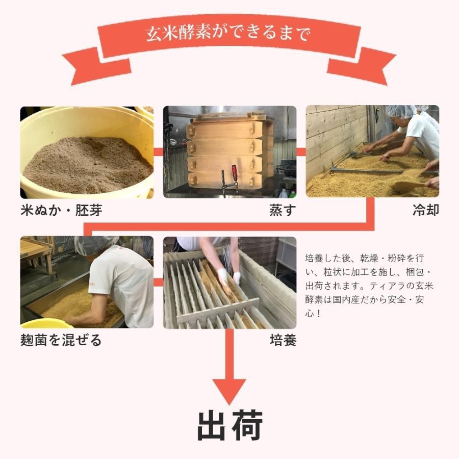 玄米と酵素の最強コンビで、腸から整え、若々しさ倍増 ティアラの玄米酵素 health-beauty-tiara 08