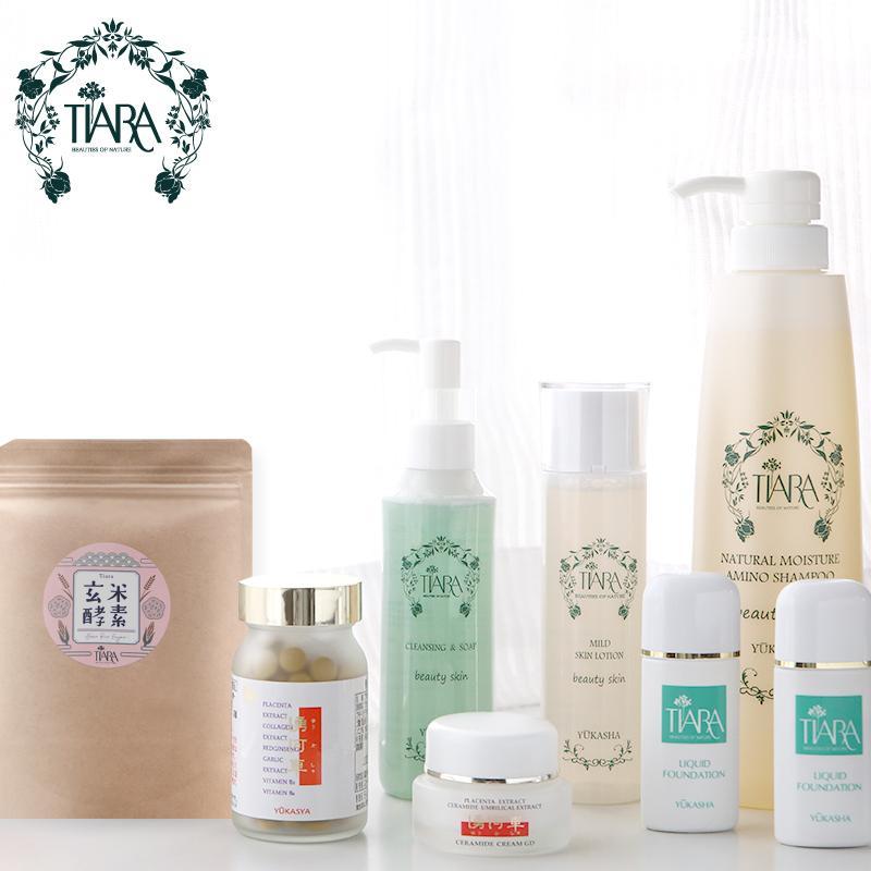 ティアラ 商品全部セット|health-beauty-tiara