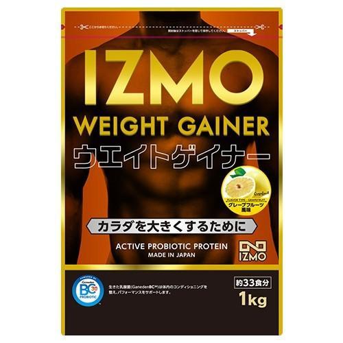 イズモ IZMO ウェイトゲイナー グレープフルーツ 1kg  - アルプロン|healthy-good