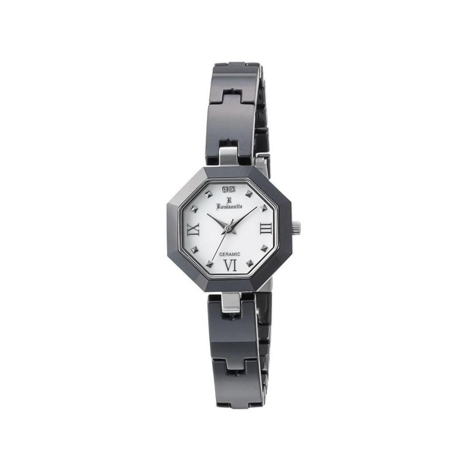 お買い得モデル ROMANETTE(ロマネッティ) レディース レディース 腕時計 RE-3533L-01 腕時計 RE-3533L-01, 小布施町:e7372093 --- airmodconsu.dominiotemporario.com