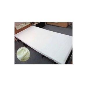 お歳暮 MANRAKU萬楽 透湿ボックス型全面防水シーツ クリーム 2024 93×195cm-介護用品
