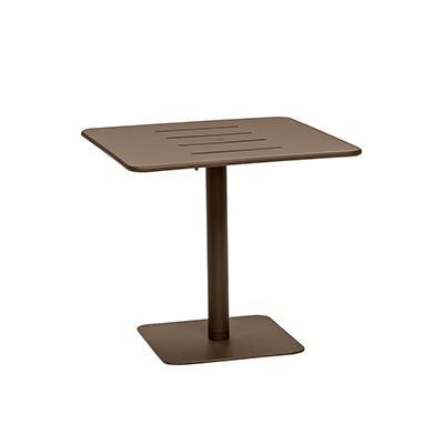 ニチエス マイオリ ベガビストロテーブル800/トープ