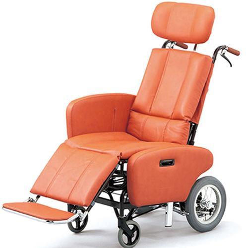 日進医療器 ティルト&フルリクライニング車いす NHR·7B介助式 フルリクライニング ティルト 多機能 車椅子 車イス