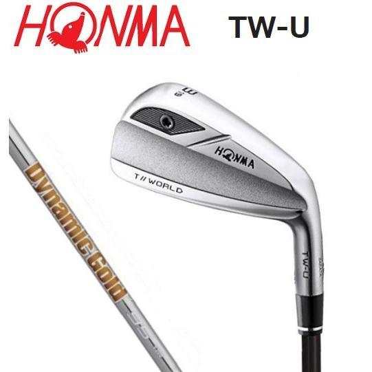 HONMA ホンマ T// WORLD 2019年モデル TW-U ユーティリティ DG95/S200