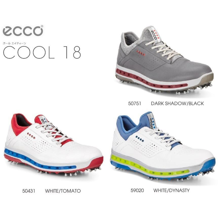 ecco(エコー)GOLF ECCO COOL 18【在庫処分特価】