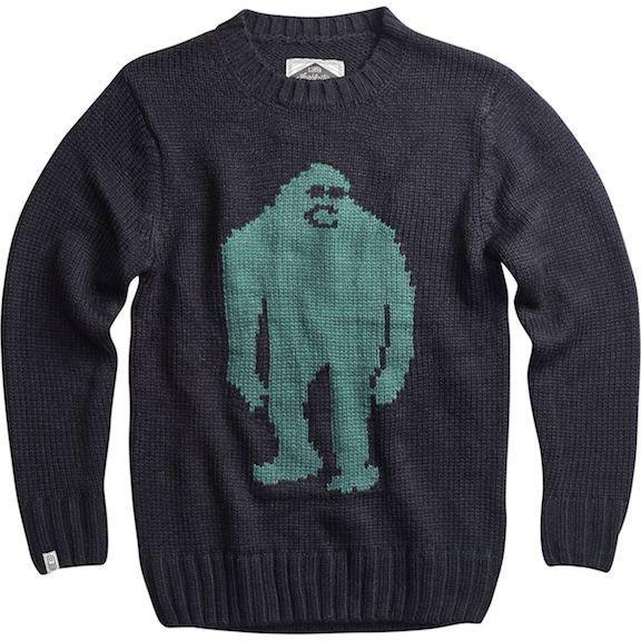 17-18 Airblaster Sassy Sweater 黒 M セーター