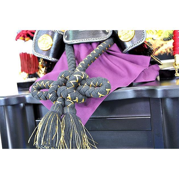 五月人形 伊達政宗 兜 コンパクト 収納飾り 兜飾り 吉右衛門作 人形の平安大新 hm12066|heiandaishin|09