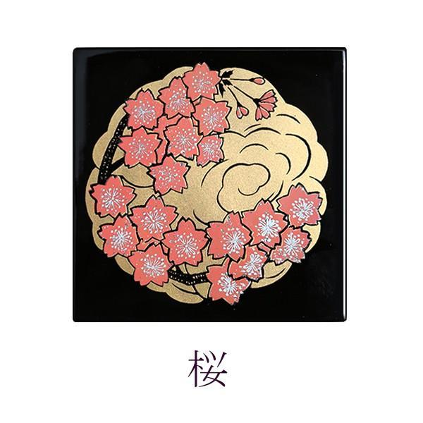 賽 富士草花 漆器/蒔絵/置物/インテリア|heiando|04