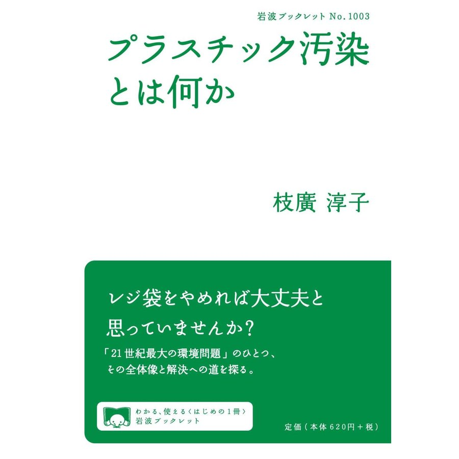プラスチック汚染とは何か (岩波ブックレット)|heiman