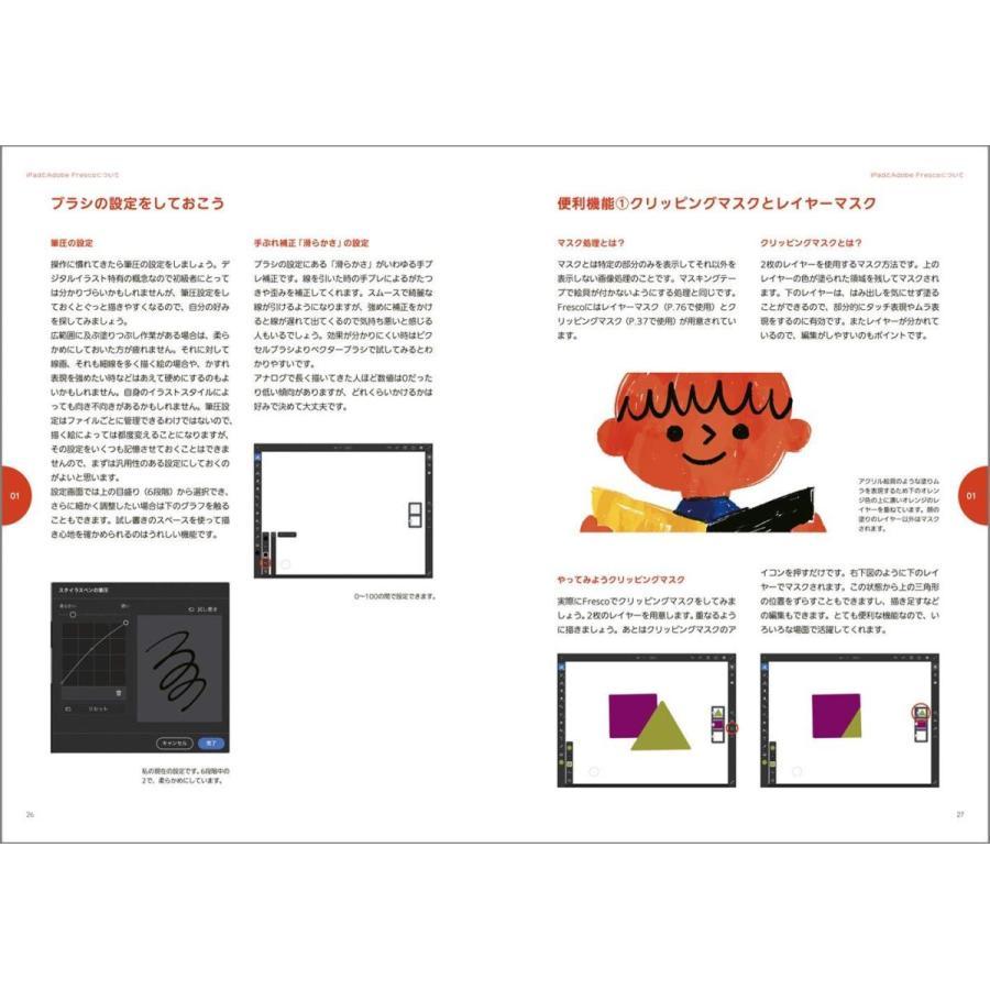 iPadアプリ Adobe Frescoイラストテクニック heiman 04