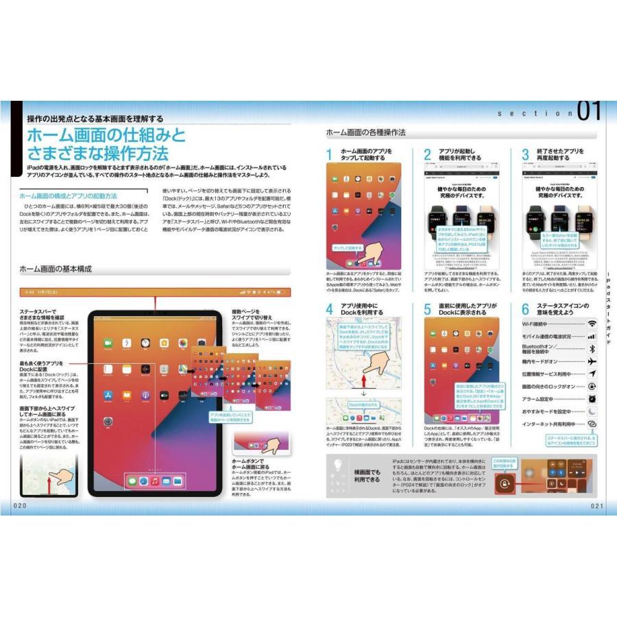 iPad完全マニュアル2021(全機種対応/iPadOS 14の基本から活用技まで詳細解説) heiman 02