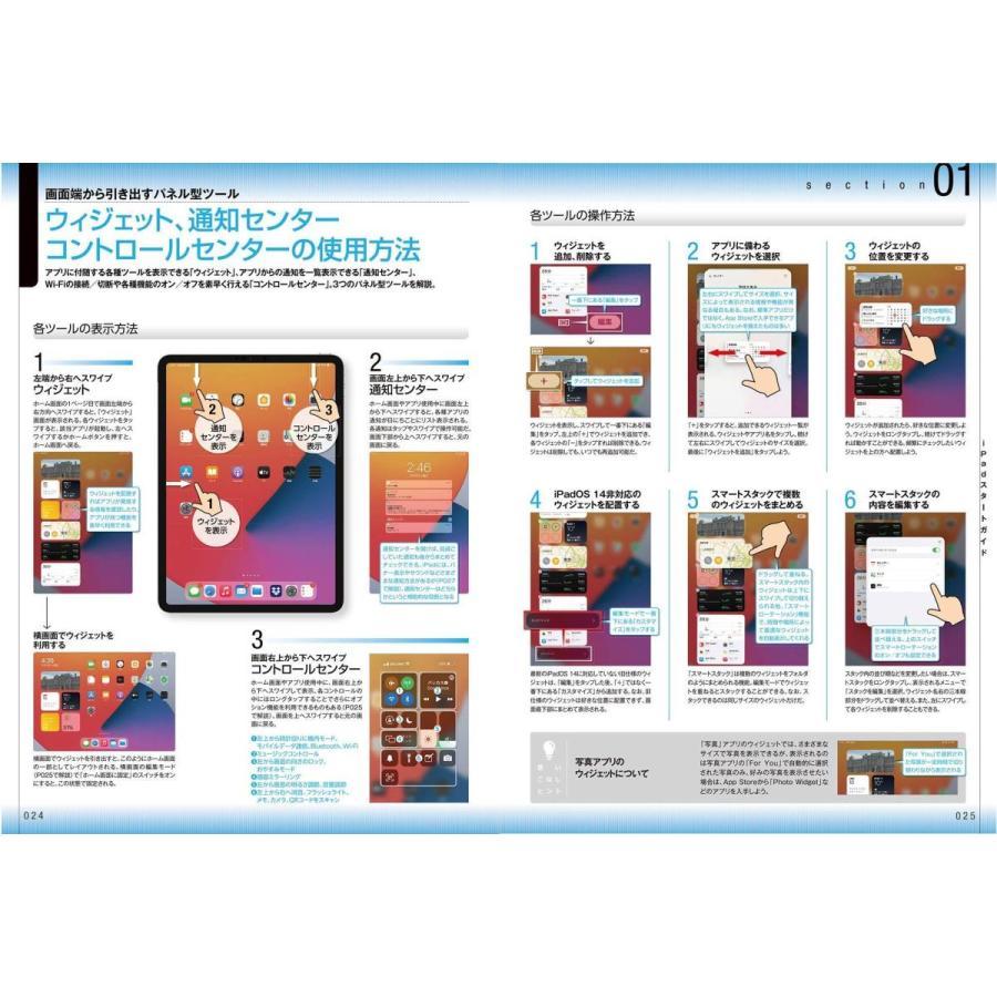 iPad完全マニュアル2021(全機種対応/iPadOS 14の基本から活用技まで詳細解説) heiman 03