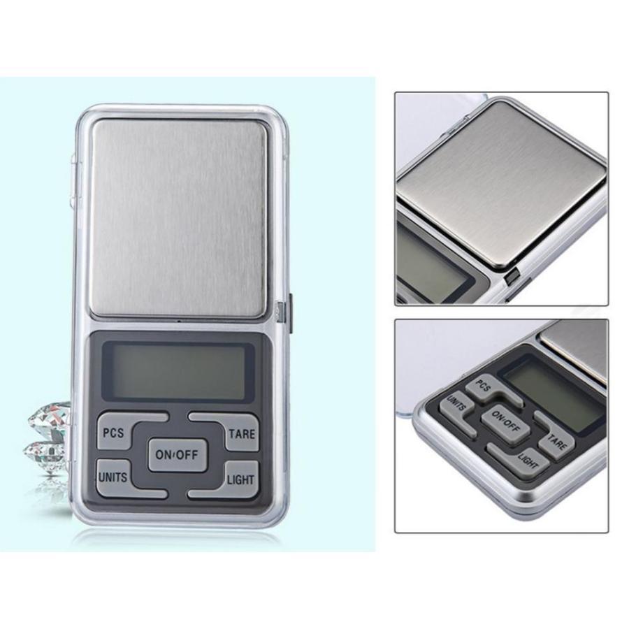 改良版 携帯タイプはかり ポケットデジタルスケール(秤) 0.01g-500g精密 業務用(プロ用) デジタルスケール 電子天秤 heiman 05