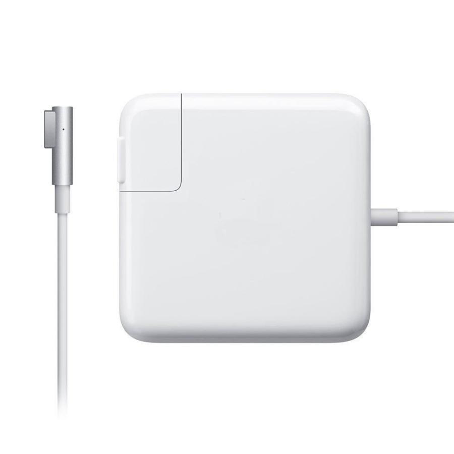 60W MagSafe L型 充電器 Mac 互換電源アダプタ L字コネクタ 16.5V-3.65A Macbook A1278 / A1344/ A1181/ A1184/ A1342/ A1330|heiman