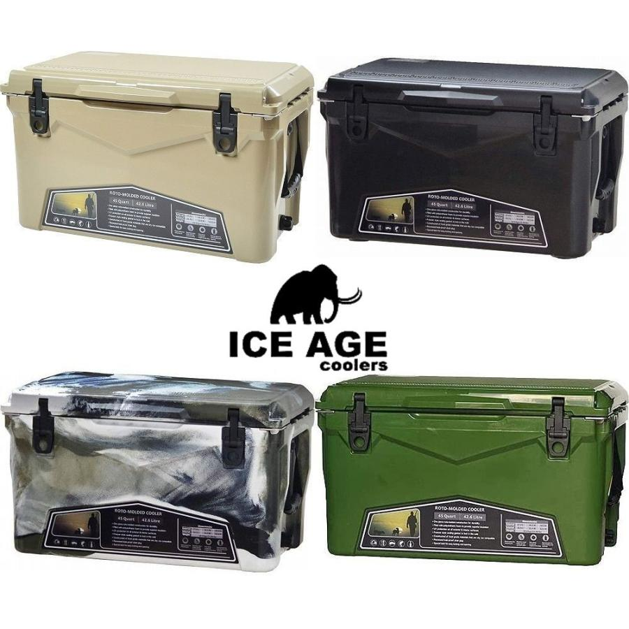 Iceland Cooler Box 45QT