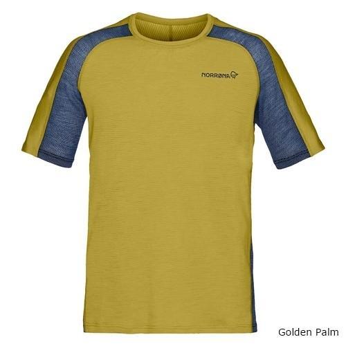 NORRONA bitihorn wool T-shirt (M)