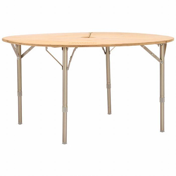NEUTRAL OUTDOOR バンブーラウンドテーブル