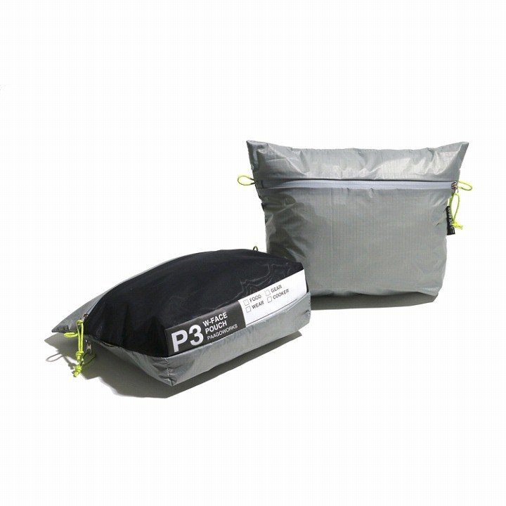 PaaGO WORKS W-FACE P3 WF-06-GR