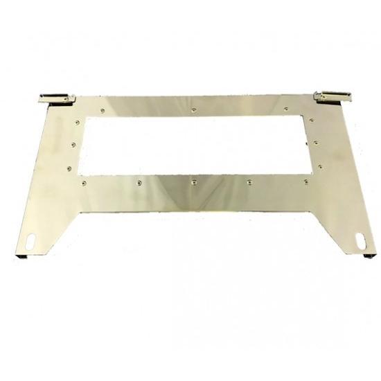 笑'sフォールディング薪ストーブ 『easy400&G』専用ガラス側板 SHO-064-02