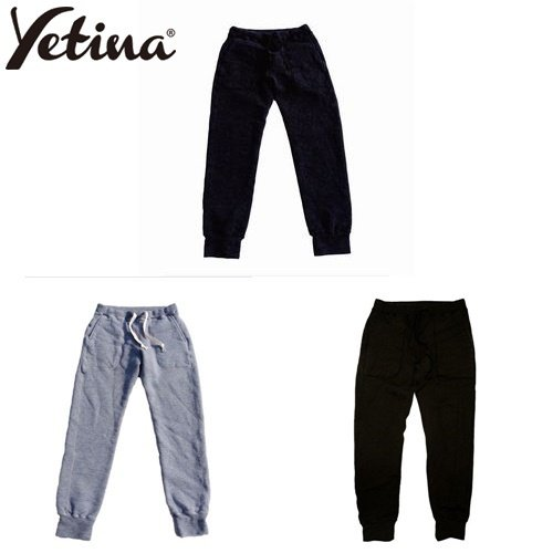 イエティナ Yetina sweat pants