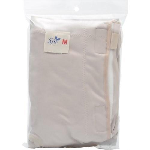 品質が完璧 (ベージュ) M 内ベルトタイプ ニシキ H4055 日本製 紙パッド用パンツ ソフィットガード-介護用品