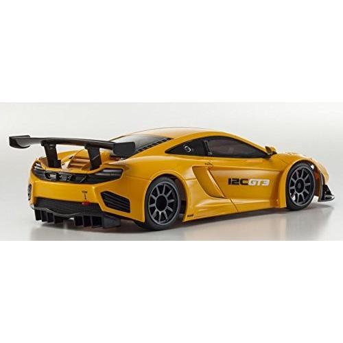 京商 1/27 ミニッツ オートスケールコレクション MR-03W-MM マクラーレン12C GT3 オレンジ ラジコン用パーツ MZP22