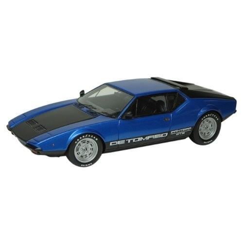 VISION 1/43 デ・トマソ パンテーラ GTS 1973 メタリックブルー 宮沢模型流通限定 完成品