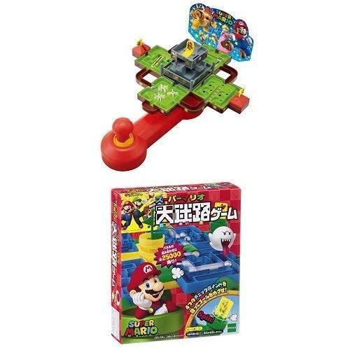スーパーマリオ 大迷路ゲーム ピーチ姫を救出せよ 大迷路ゲームミニ付