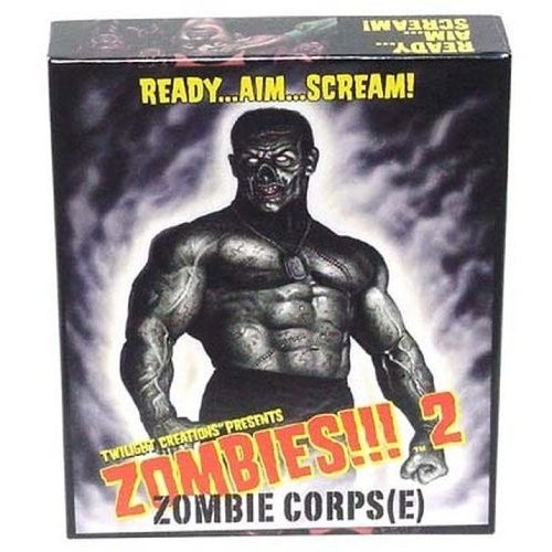 Zombies 2 Card Game