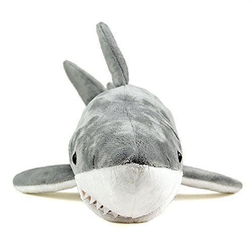 カロラータ ホホジロザメ Lサイズ ぬいぐるみ (検針2度済み) 動物 やさしい手触り お人形 32cm×22cm×63cm