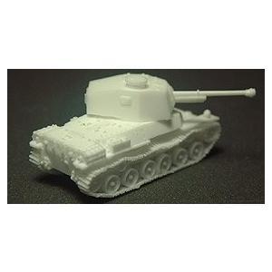 日本 3式中戦車 1/144 レジンフルキット Japan Type 3 Medium Tank Chi-Nu 1/144 Resin ca