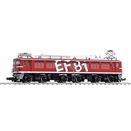 TOMIX Nゲージ EF81 95号機 レインボー塗装B 9172 鉄道模型 電気機関車