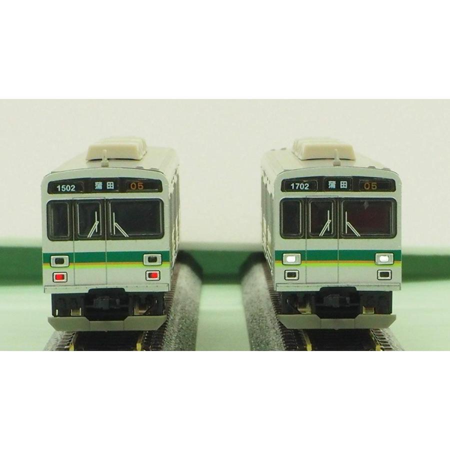 グリーンマックス Nゲージ 30624 東急1000系 (1500番代・従来型スカート)3両編成セット (動力付き)