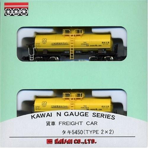 Nゲージ KP-245A タキ5450 (北海道曹達) 2両セット