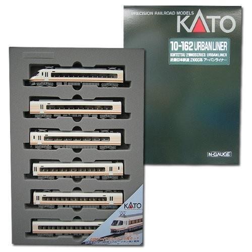 KATO Nゲージ 近鉄21000系 アーバンライナー 6両セット 10-162 鉄道模型 電車
