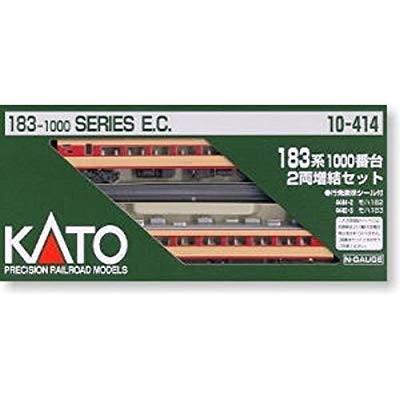 Nゲージ 10-414 183系1000番台一般特急色 (2両)