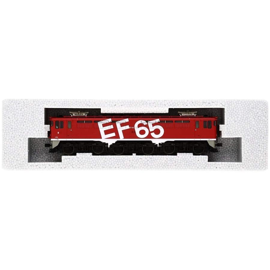 KATO HOゲージ EF65 1118 レインボー色 1-307 鉄道模型 電気機関車