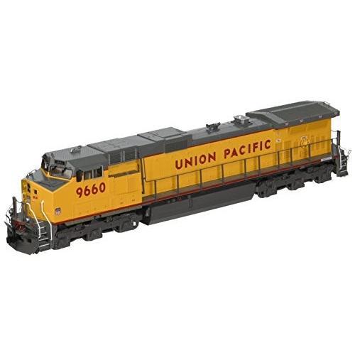カトー ラウンドハウス 37-6633 (HO)C44-9W UP #9660 KATO鉄道模型HOゲージ外国車両