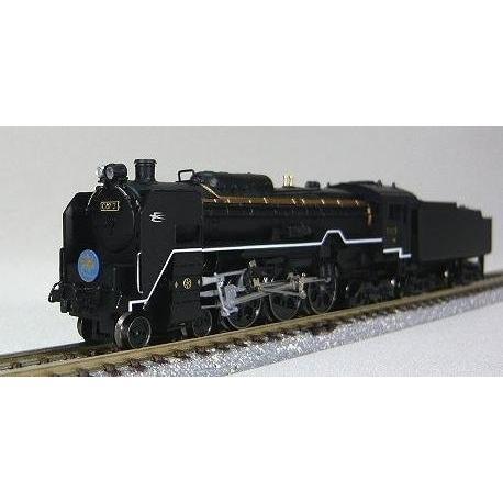 マイクロエース Nゲージ C62-2 函館本線・小樽築港機関区 改良品 A9810 鉄道模型 蒸気機関車