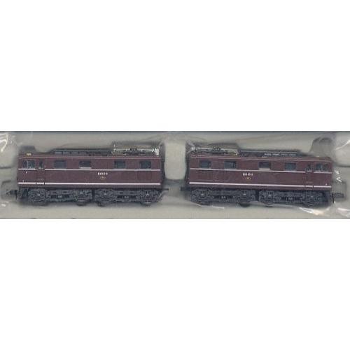 マイクロエース Nゲージ EH10-4 茶色 試作機試験塗装 A0821 鉄道模型 電気機関車
