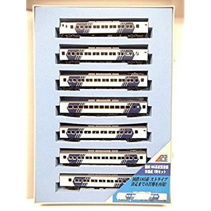 マイクロエース Nゲージ 185系電車 試案塗装 ブルー 7両セット A4163 鉄道模型 電車