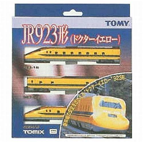 Nゲージ車両 923形新幹線総合試験車 (ドクターイエロー) 基本セット (3両) 92227
