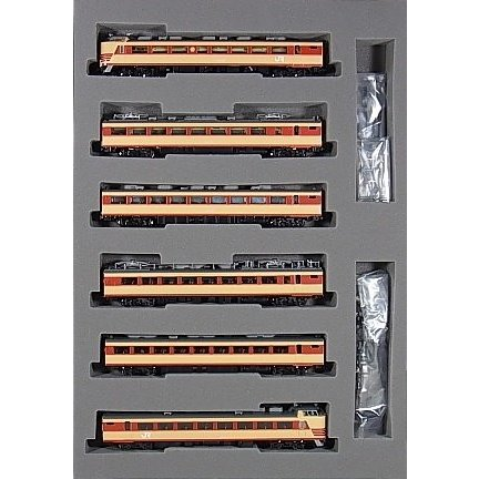 TOMIX Nゲージ 92992 限定183・485系特急電車 (北近畿・クハ183-801)セット