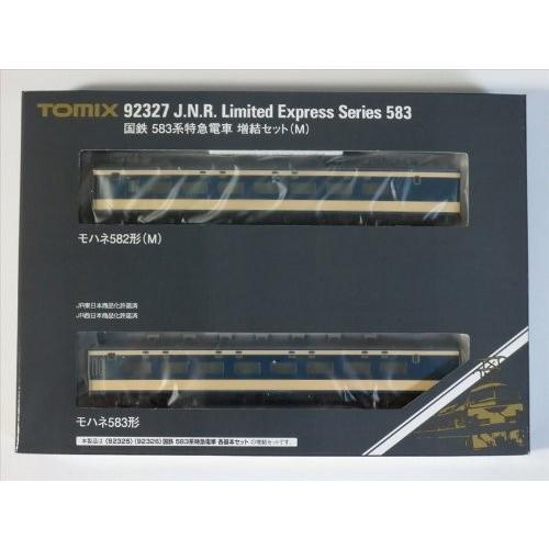 TOMIX Nゲージ 583系 増結セット M 92327 鉄道模型 電車