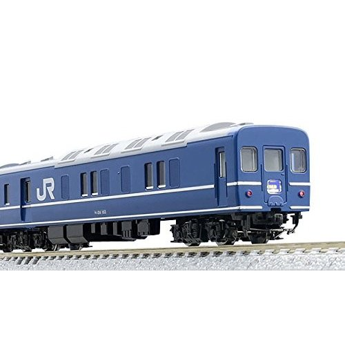 TOMIX Nゲージ 24系25形特急寝台 日本海 ・ JR西日本仕様 基本セット 5両 98280 鉄道模型 客車